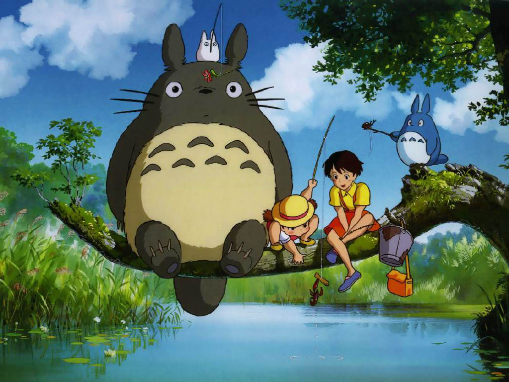 To-to-ro? You're Totoro! | Neither this nor that